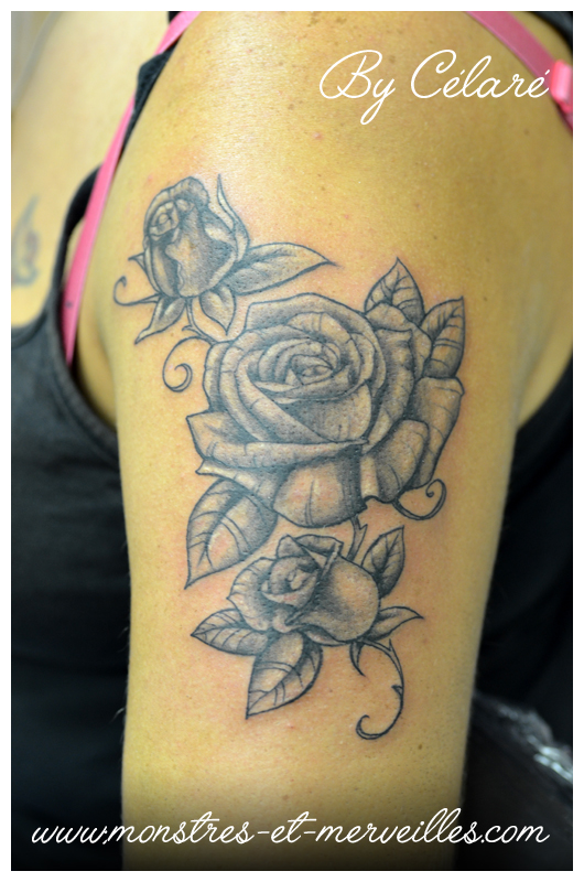Tatouages Fleurs Plantes Monstres Et Merveilles