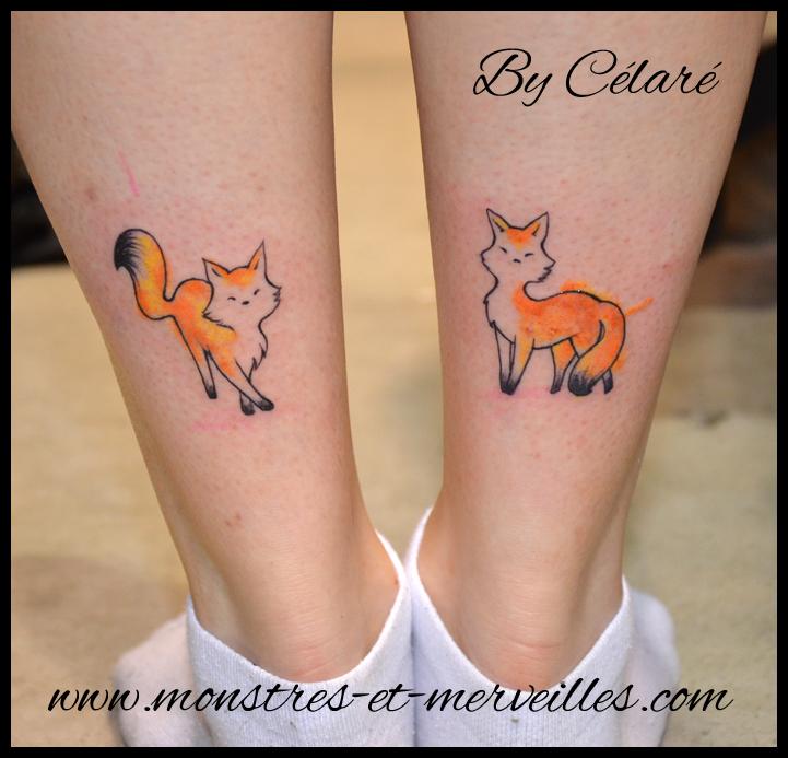 Tatouages Animaux Monstres Et Merveilles
