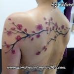 Tatouage cerisier