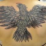 Tatouage de corbeau