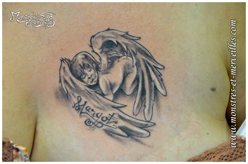 Tatouages Spirituels Monstres Et Merveilles